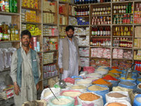 Commerce à Skardu